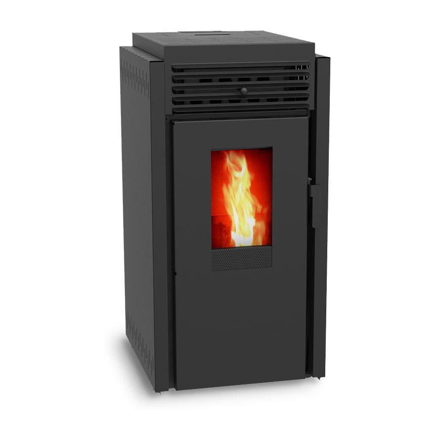 Estufa de aire para pellet audax 10 kw escotermia - Estufas de aire de pellets ...
