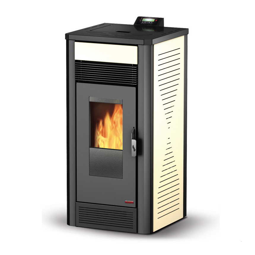 Estufa de aire para pellet atilan plus 12 kw escotermia - Estufas de aire ...