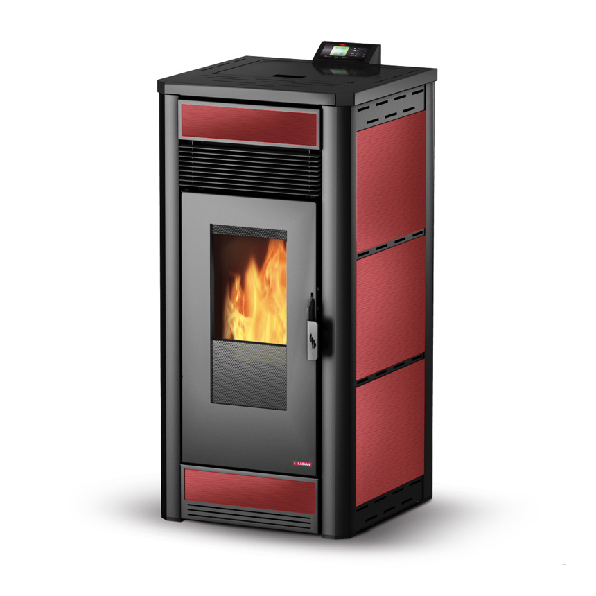 Estufa de aire para pellet musa 12 kw escotermia - Estufas de aire ...