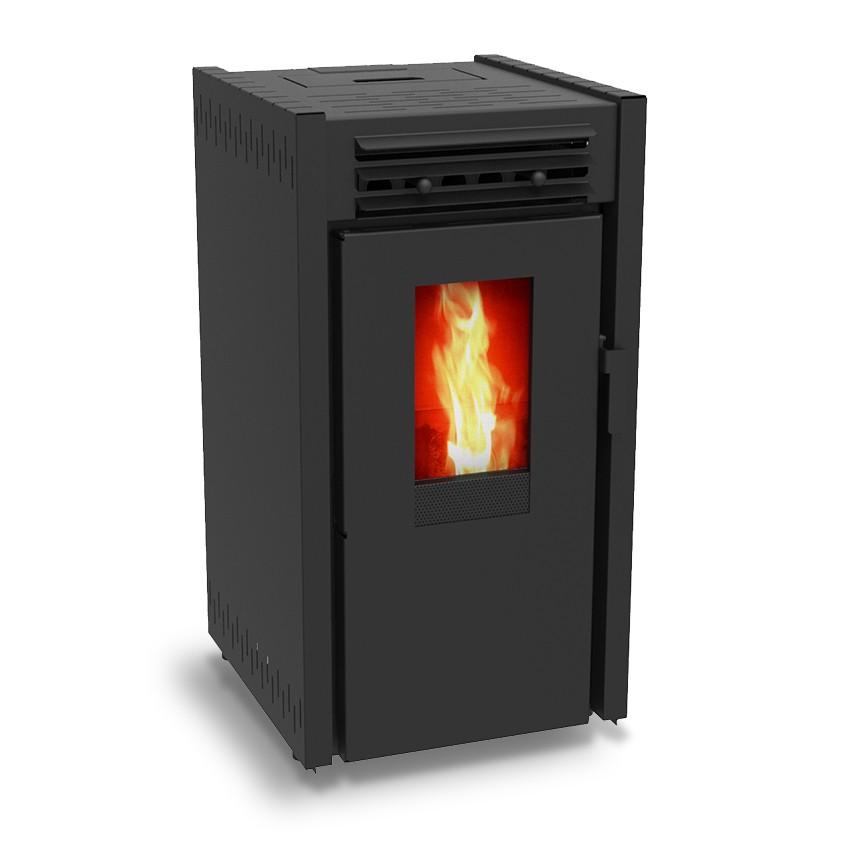 Estufa de aire para pellet audax 8 kw escotermia - Estufas de aire ...